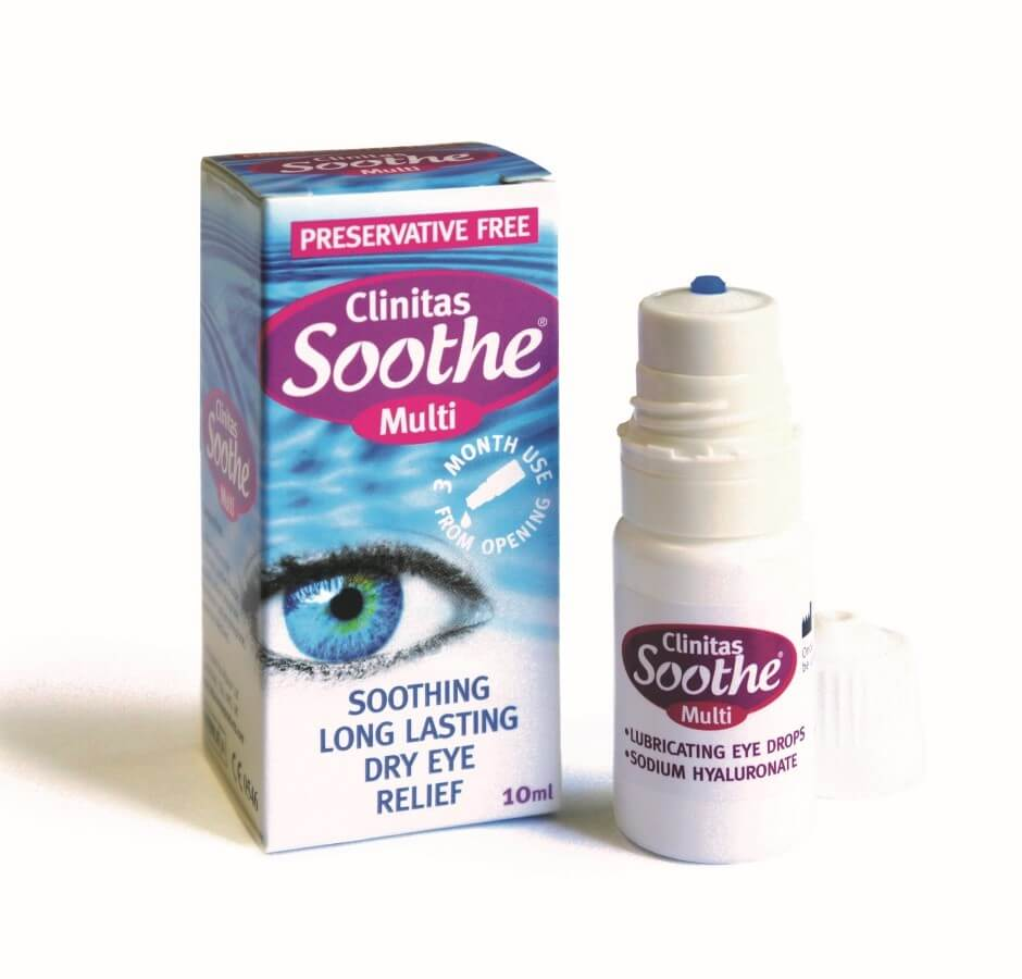 Clinitas Soothe® Multi