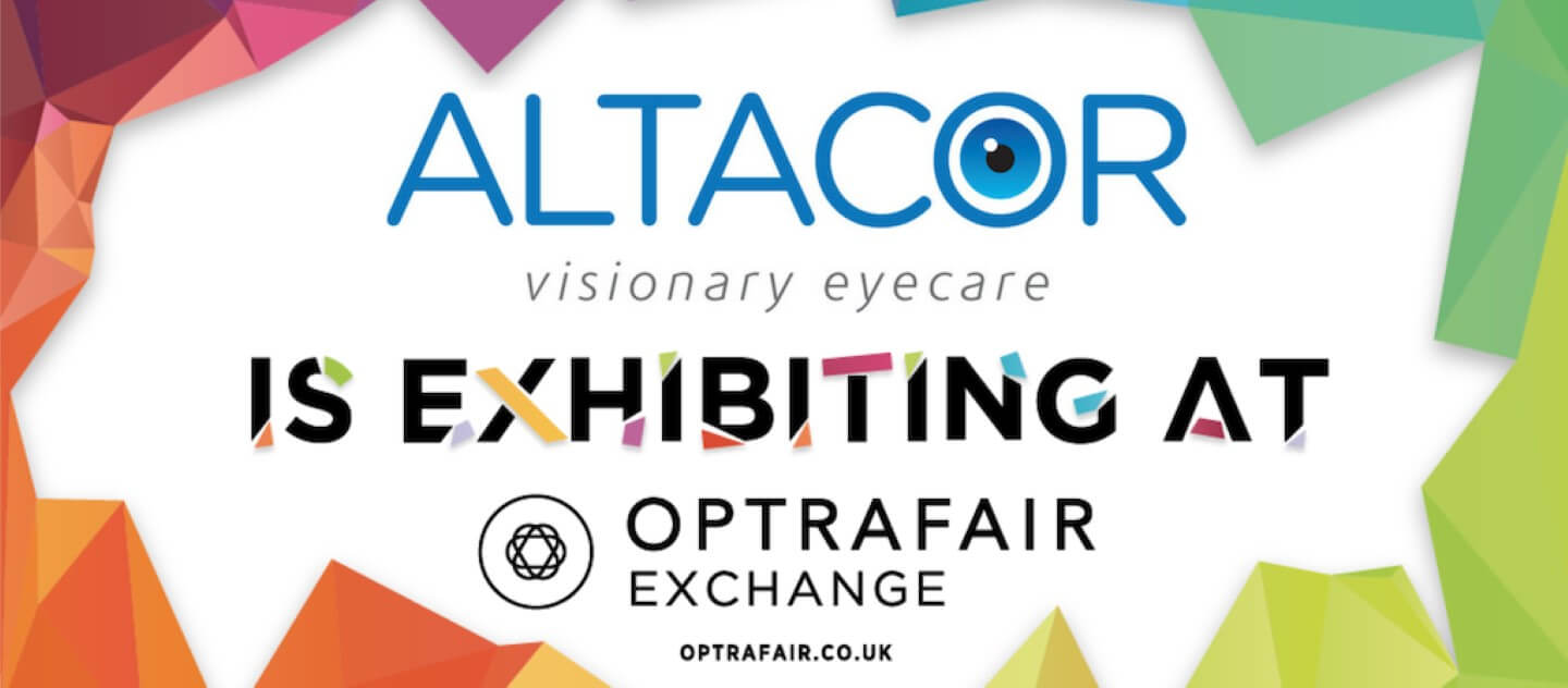 Altacor will be at Optrafair 2019, will you?