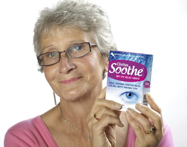 Soothe - Older Lady